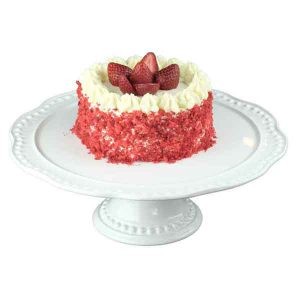 Red Velvet Birthday Cake