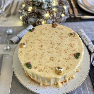 Christmas handcrafted gingerbread and honey cake