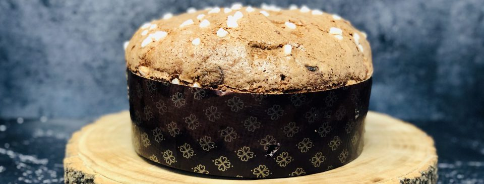 Panettone 1kg handcrafted